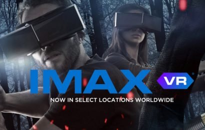 IMAX VR is Dead Less Than Two Years After Being Launched