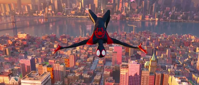 'Spider-Man: Into the Spider-Verse': Here's The Technical Reason This Movie Looks So Incredible