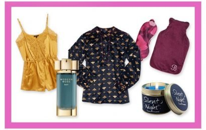 Feel like queen of the night-time in these slumber-party picks