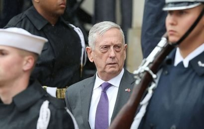 James Mattis Leaves A Warning For His Defense Secretary Successor In Resignation Letter