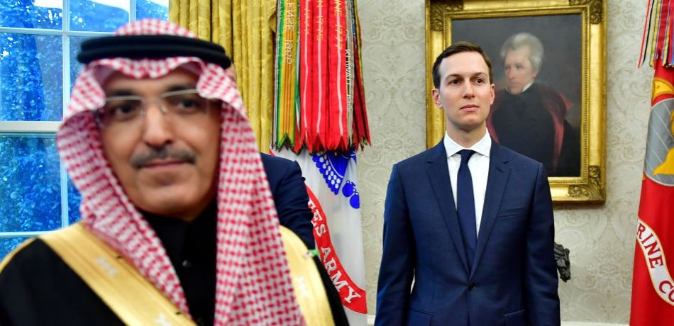 Jared Kushner Saudi Crown 'Prince's Most Important Defender In White House' — Both Love To Chat On WhatsApp