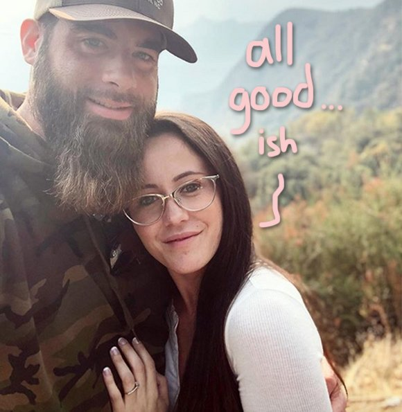 'Teen Mom 2' Star Jenelle Evans Swears She & David Eason Are Doing Fine Despite Appearing To