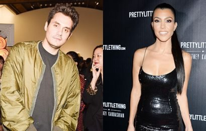 John Mayer 'Crushing Hard' On Kourtney Kardashian After Meeting At 'GQ' Party
