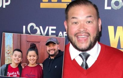 Jon Gosselin 'Really Excited' To Spend Holidays With Son Collin Amid Family Tension