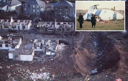 Lockerbie's last secrets uncovered as it is revealed Johnny Rotten and Kim Cattrall narrowly missed Pan Am flight that killed 270 after terrorist bomb exploded