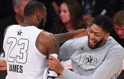 NBA Rumors: LeBron James Reacts On Anthony Davis To Lakers Trade Rumors, 'That Would Be Amazing'