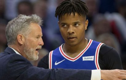 Markelle Fultz May Not Return This Year, Sixers GM Elton Brand Hints
