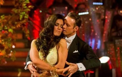 Strictly's Kevin Clifton thanks his first dance partner Susanna Reid after he wins show with Stacey Dooley