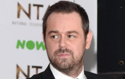 Danny Dyer reveals his 'car crash' life is finally back on track after a 'nutty' few years