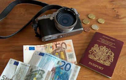 Brits warned not to book a holiday after March because of Brexit fears