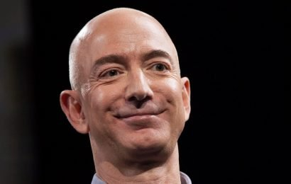 Depressing graphic reveals how long it take billionaires to earn YOUR salary with Amazon founder Jeff Bezos needing just 28 SECONDS