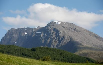 Ben Nevis hiker, 21, plunges 1,600ft to his death as pal miraculously survives with broken bones