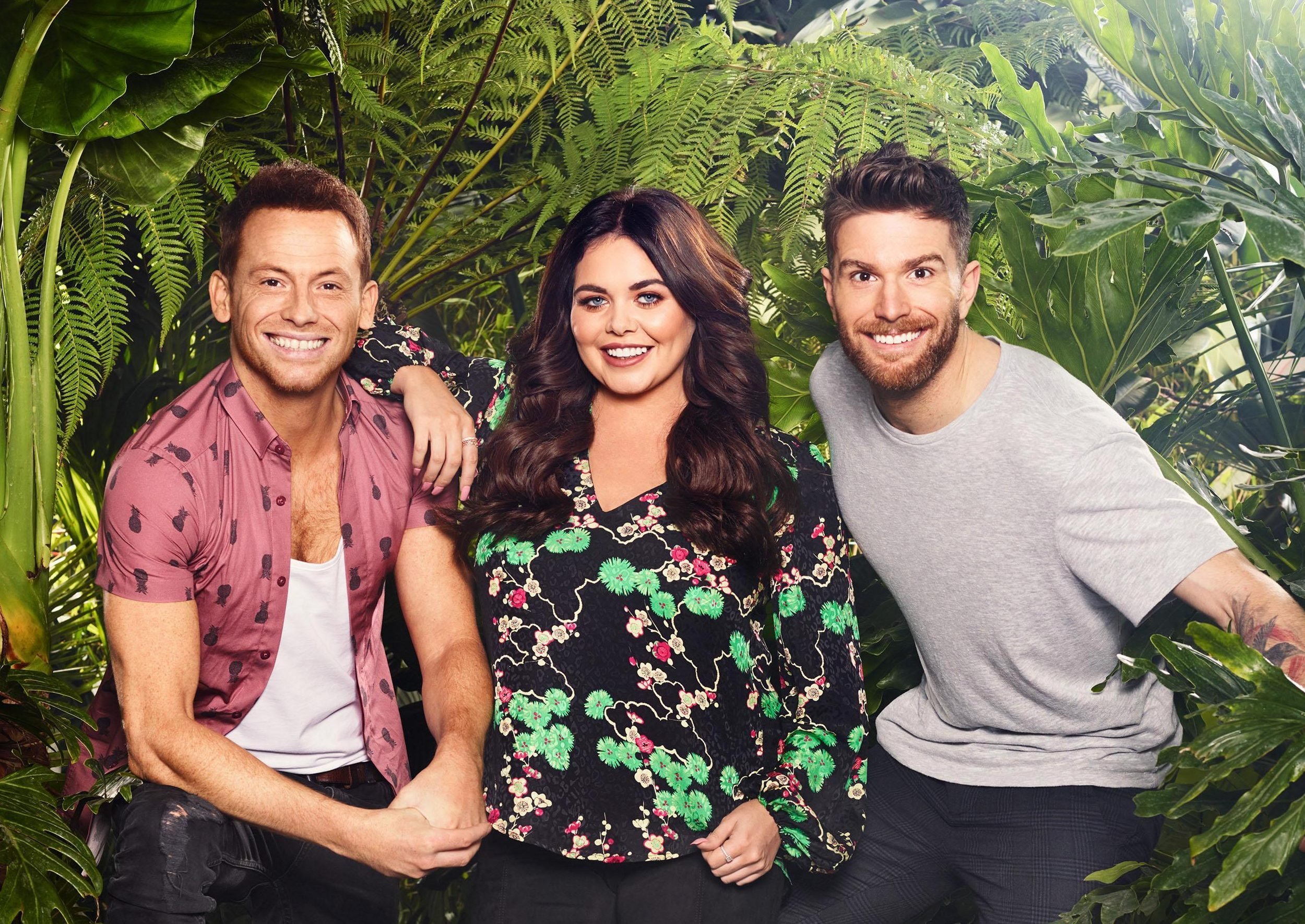 When does I'm A Celebrity…Extra Camp start on ITV2, who are the hosts and how long does the companion show go on for?