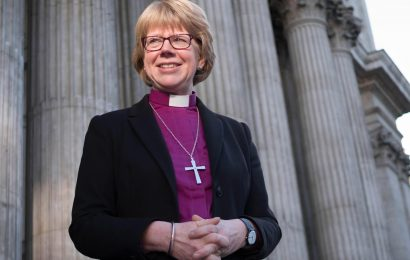 The Bishop of London urges Brits to be kind and spread peace over Christmas