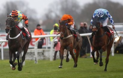 King George declarations: Big guns stand their ground as ten declared including favourite Might Bite