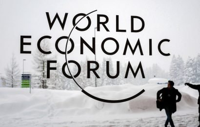 When is Davos 2019 and what is this year's theme?
