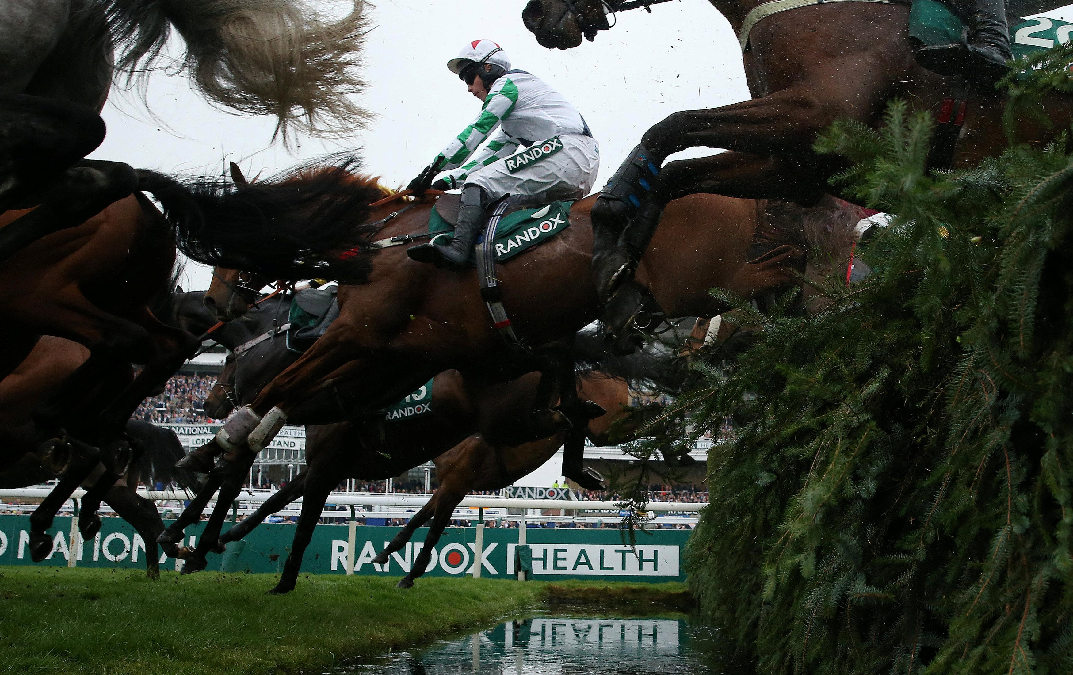Becher Chase 2018: Walk In The Mill saves his best for last as he lands big prize for trainer Robert Walford