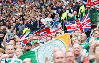 Rangers vs Celtic: TV channel, live stream, kick-off time and team news for Old Firm derby