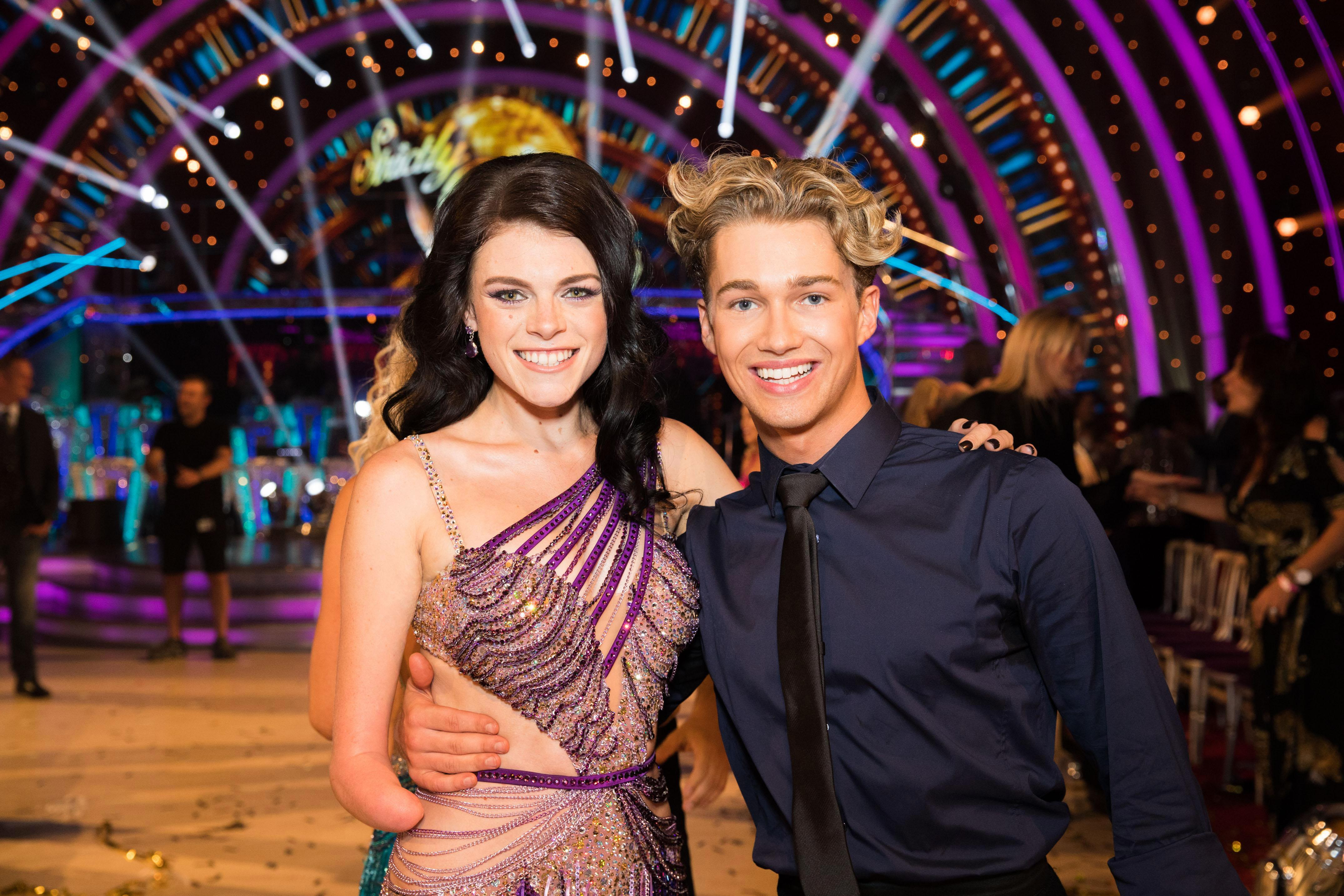 Who is Lauren Steadman? Strictly Come Dancing 2018 star and Team GB Paralympic athlete