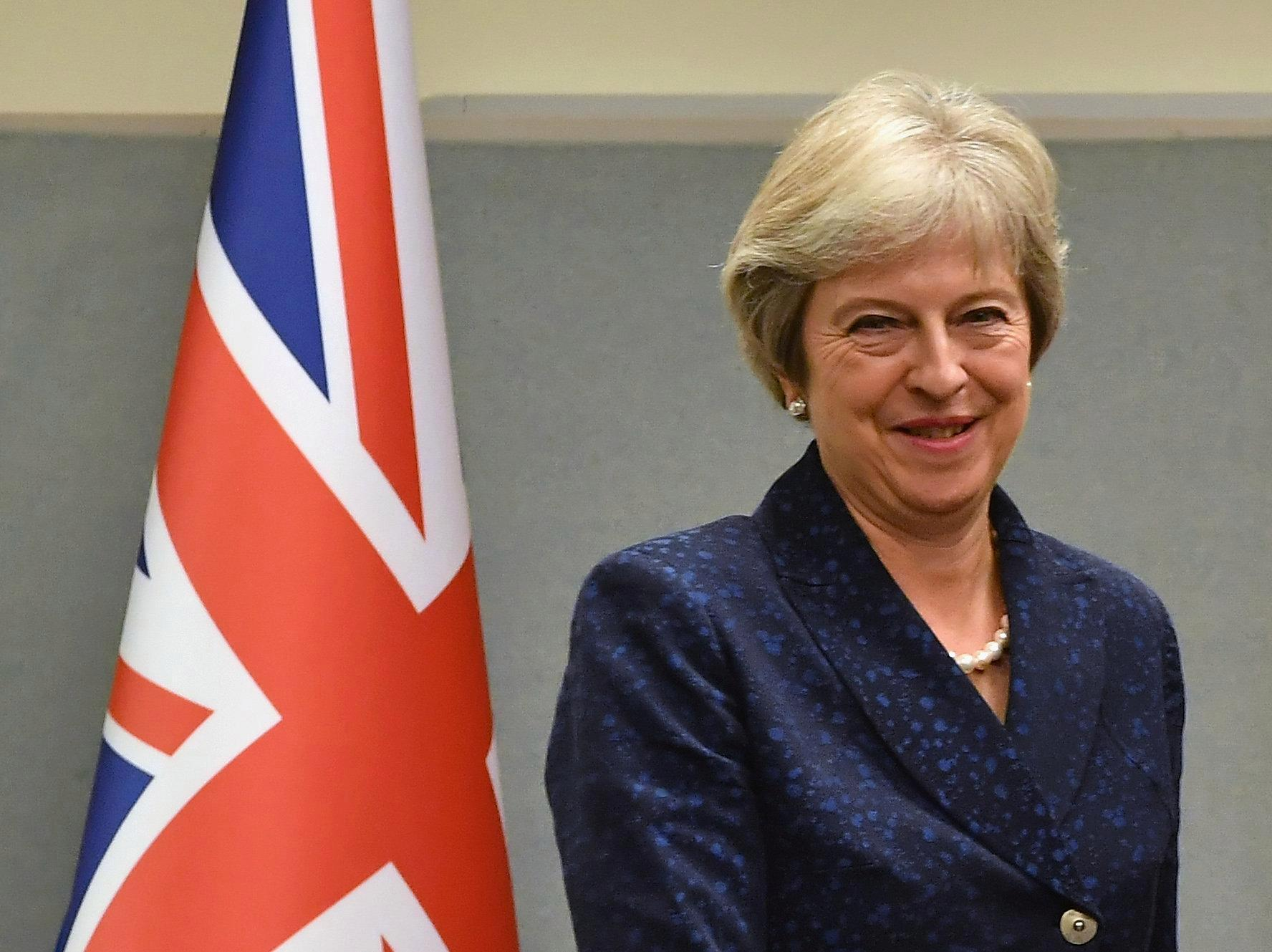 How old is Theresa May, what has she said about Brexit and how much does the Prime Minister get paid?
