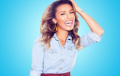 Who is Melody Thornton? Pussycat Dolls singer and Dancing on Ice 2019 contestant