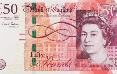 When will the new £50 note be released and who will be on it?
