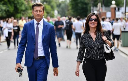 Who is Susanna Reid dating? Steve Parish is the GMB presenter's new boyfriend and Crystal Palace FC chairman