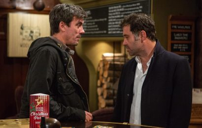 Emmerdale spoilers: Cain Dingle quizzed by police as Joe Tate murder guilt continue to haunt him