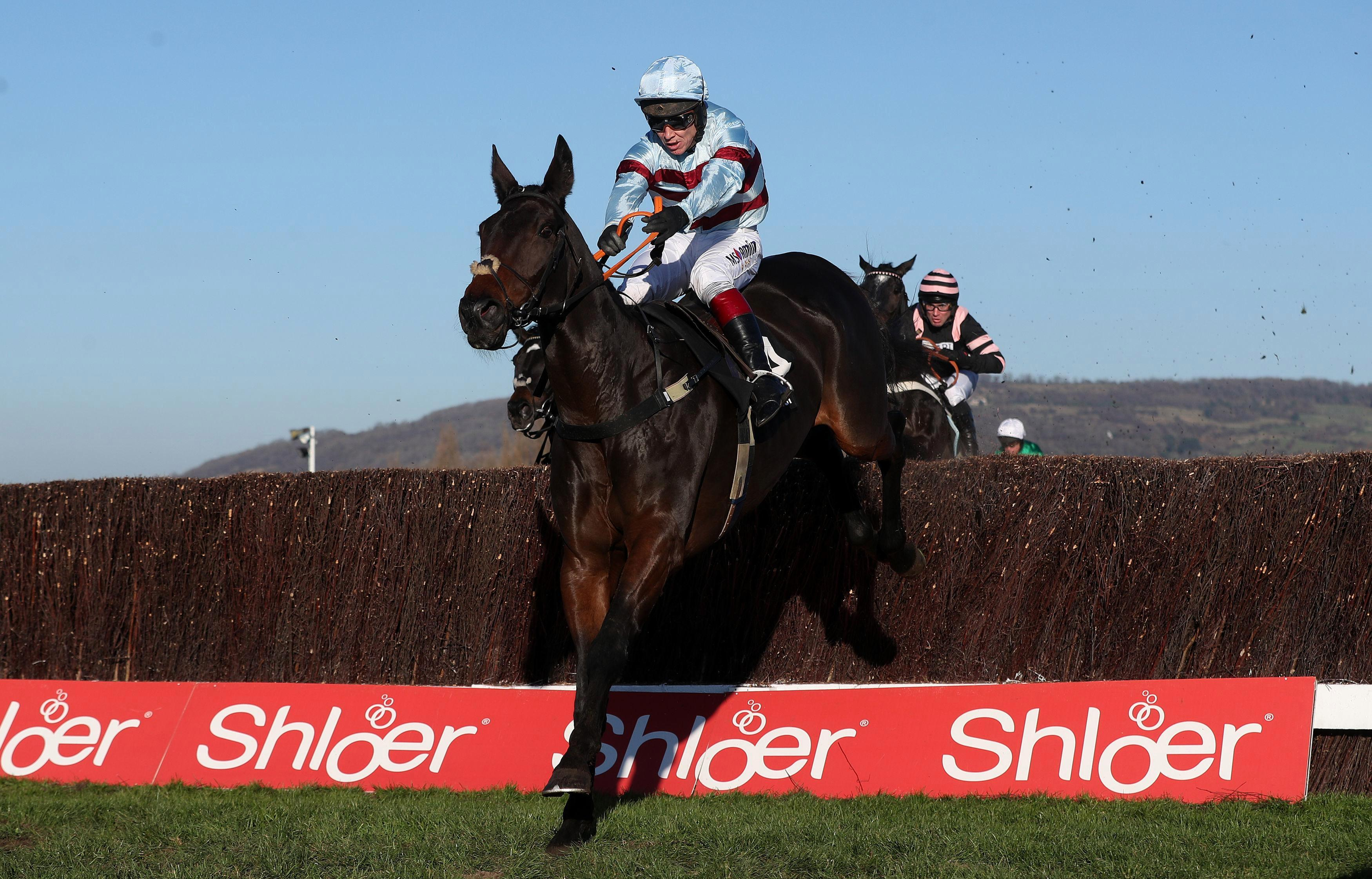 Templegate's horse racing tips: Sandown and Aintree live on ITV – Top betting preview for TODAY'S TV racing