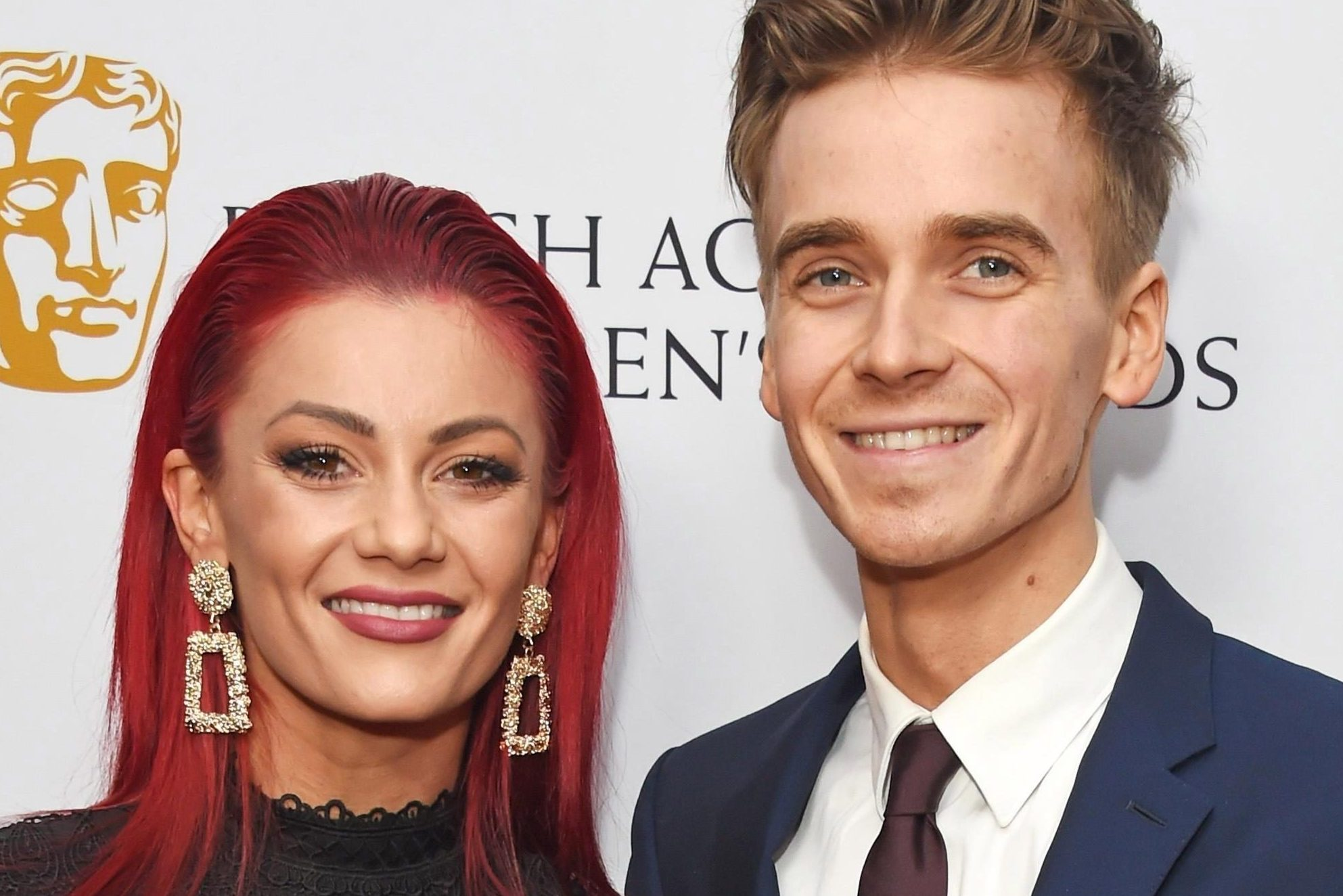 Are Joe Sugg and Dianne Buswell in a relationship?