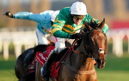 Top stayer Unowhatimeanharry gunning for further Grade 1 glory at Ascot on Saturday