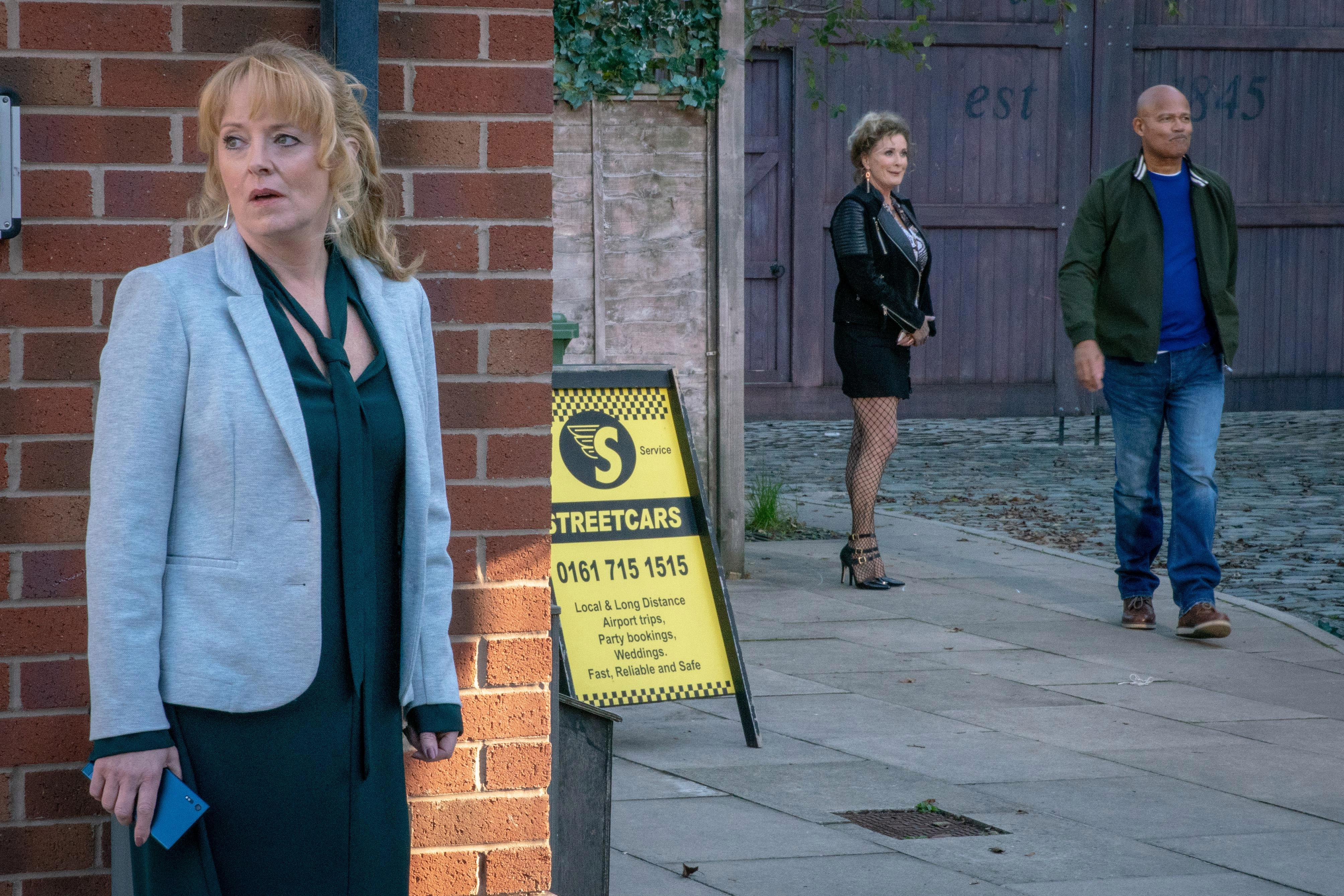 Coronation Street spoilers: Jenny Bradley tracks love rival Liz McDonald in revenge plot after one-night stand with her husband
