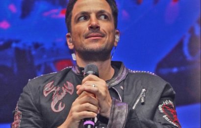 Humiliated Peter Andre forced to knock 38% off ticket prices after failing to sell out 25th anniversary tour