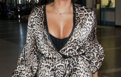 Mel B proves hand accident was not caused by drugs or booze