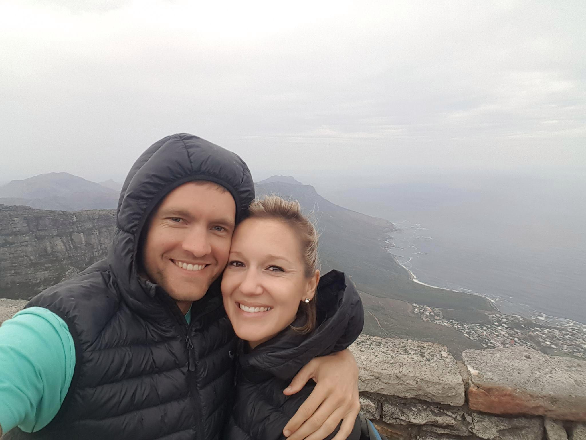Newlywed plunges 500ft to her death from clifftop while jumping for photo taken by husband on 31st birthday
