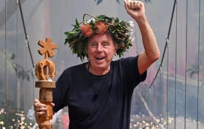 I'm A Celebrity gets highest ratings in FIVE years as 12.1 million people tune in to see Harry Redknapp win
