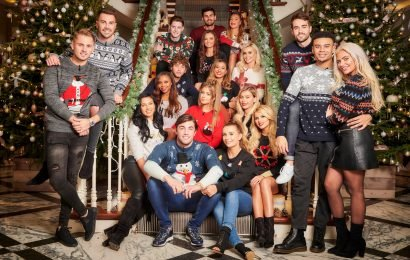What time is the Love Island Christmas Reunion on ITV2 tonight and who's in the lineup?