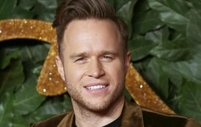 What time is Happy Hour with Olly Murs on tomorrow night and who's starring on the show?