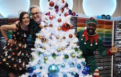 What time is Celebrity Lego Masters at Christmas on tonight on Channel 4 and how does the Lego-building competition work?