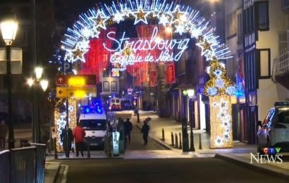 Where is Strasbourg? And was there a terrorist attack at the Christmas Market?