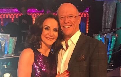 Strictly's Shirley Ballas reunites with ex-fiance after 42 years as he supports her at live show
