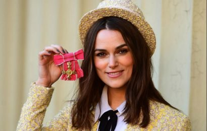 Keira Knightly's PTSD breakdown almost forced her to quit acting after 'eating disorder' rumours