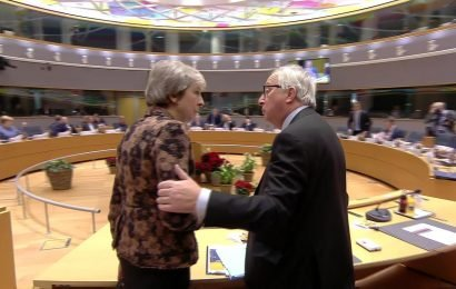 Britain will be humiliated by Jean-Claude Juncker no more — come March we will have a clean-break Brexit