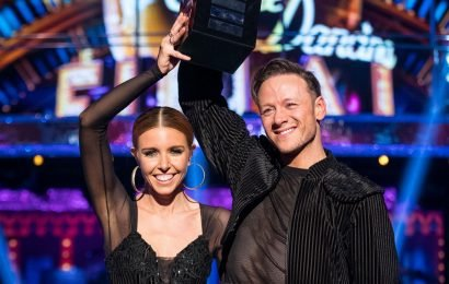 Stacey Dooley starts campaign for her hero Louis Theroux to do Strictly next year just hours after taking winner's crown
