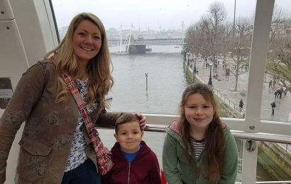 An oil-filled heater was removed from the property and 'could be responsible' for the tragic fire that killed mum and two children on Saturday