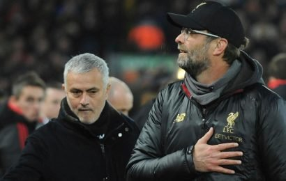 Jurgen Klopp 'gets Jose Mourinho sacked' for third time after Man United humiliation at Liverpool