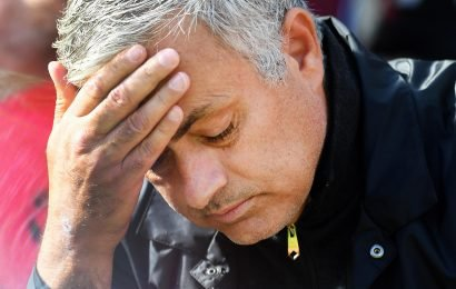 Jose Mourinho was never the same after Real Madrid disaster and leaves Manchester United a broken man