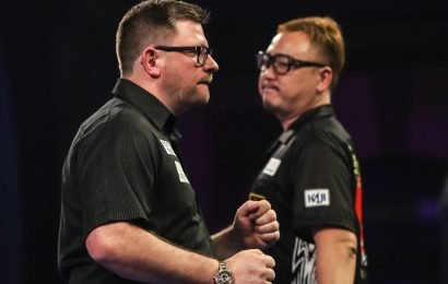 Bipolar James Wade issues apology and says: 'I was fighting myself'