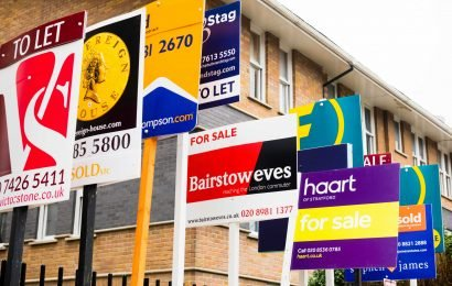 Surge in young people aged 25-34 owning homes as ownership rates rise for first time in 30 years
