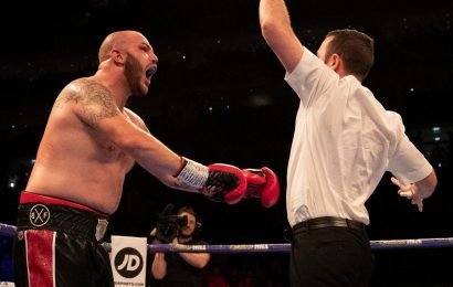 Fans fume at 'joke' David Price stoppage victory against Tom Little
